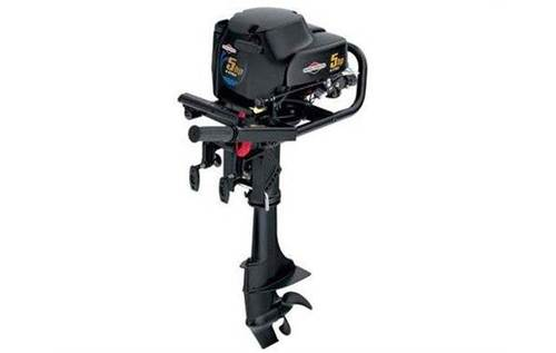 Product picture BRIGGS & STRATTON 5 HP OUTBOARD SERVICE MANUAL