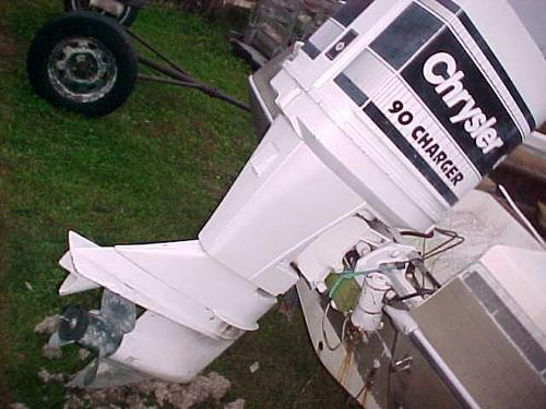 Product picture CHRYSLER OUTBOARD 105HP SERVICE MANUAL